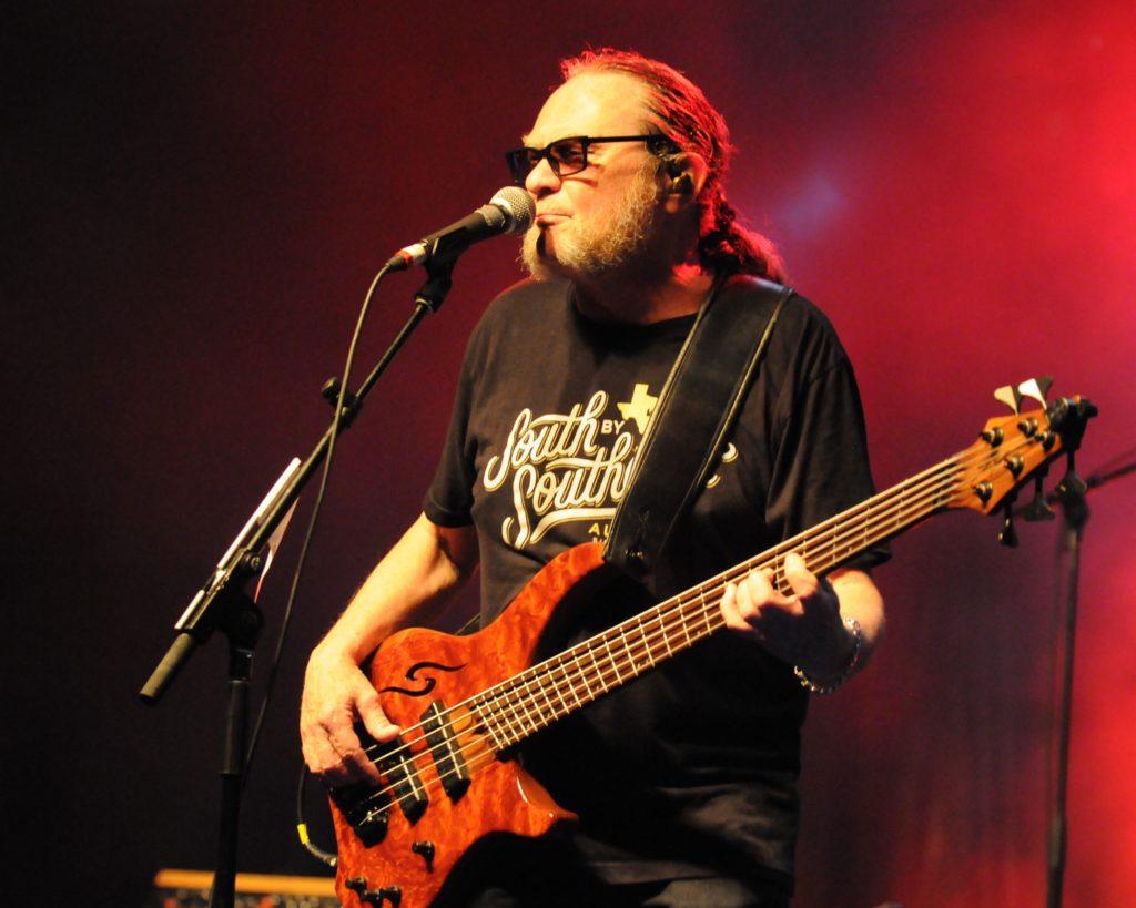 Fête du Canada Day 2017 (spectacle - guitariste1). Tony Migas, photographe © 2017.