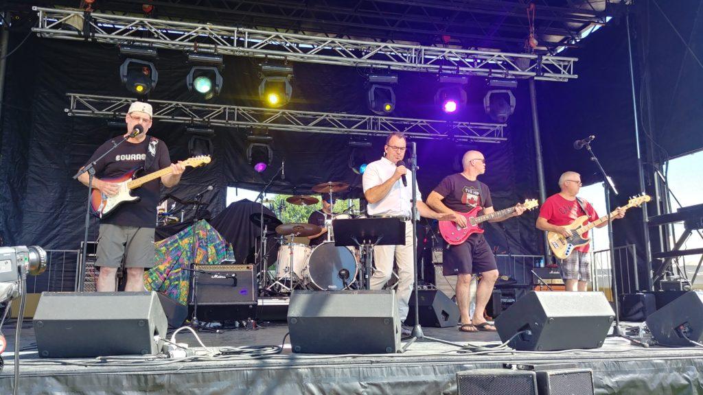 Back River band - 2019