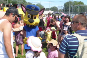 P1060509_police community reach_mascot