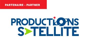 Partenaire 2020 - Productions Satellite (Érik Johnson)